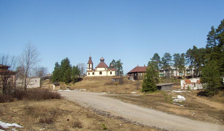 Погода в поселке Боровенка