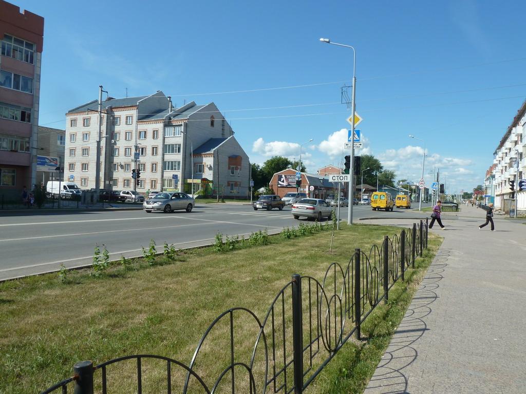 Город Тюмень: климат, экология, районы, экономика ...